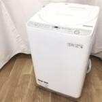 シャープ 全自動洗濯機 ES-GE7C-W