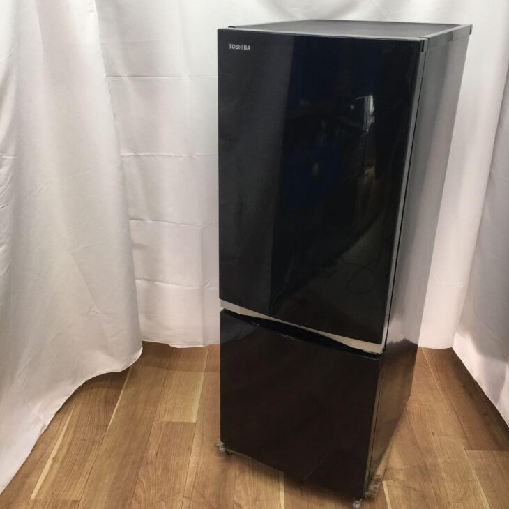 東芝 冷凍冷蔵庫 GR-M15BS