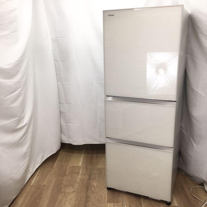 東芝 冷凍冷蔵庫 GR-M33SXV