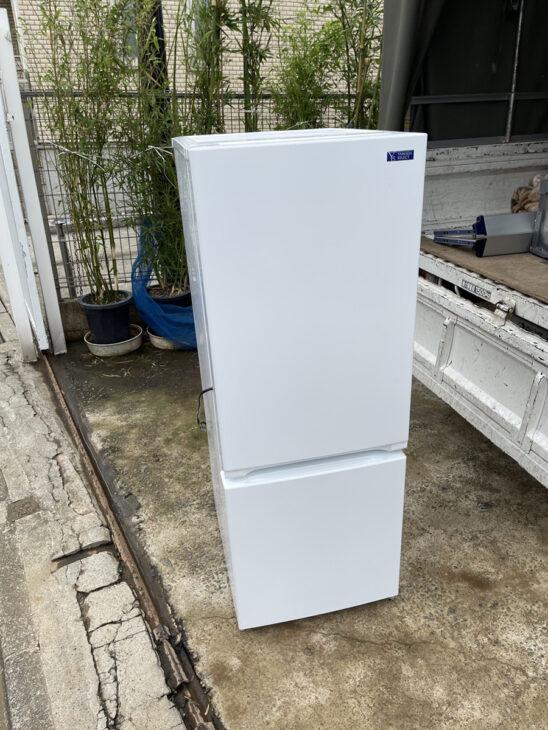 ヤマダ製冷蔵庫のお引き取りをしました