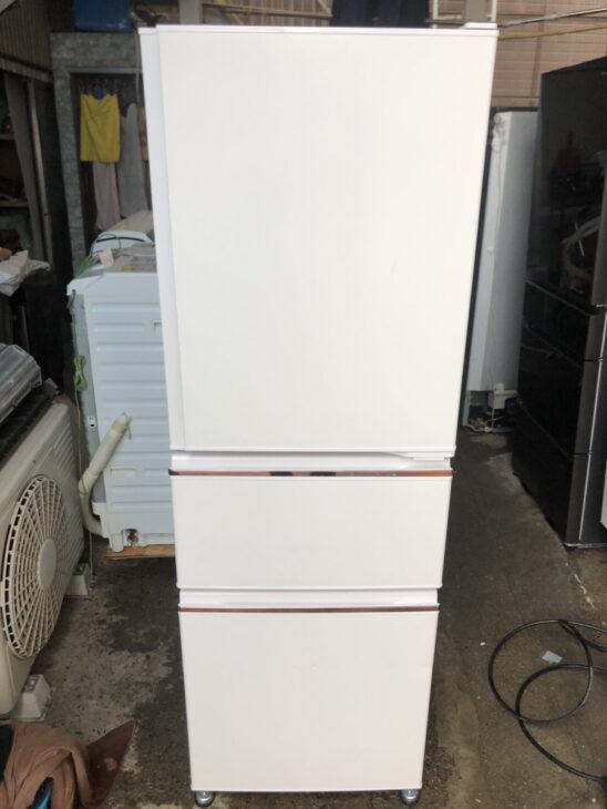 3ドア冷凍冷蔵庫をお譲り頂きました