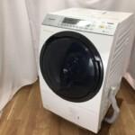 パナソニック ドラム式洗濯乾燥機NA-VX7700R