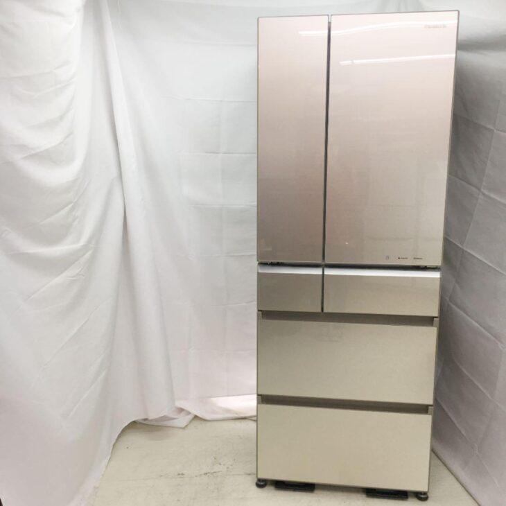パナソニック 冷凍冷蔵庫 NR-F518XG-N
