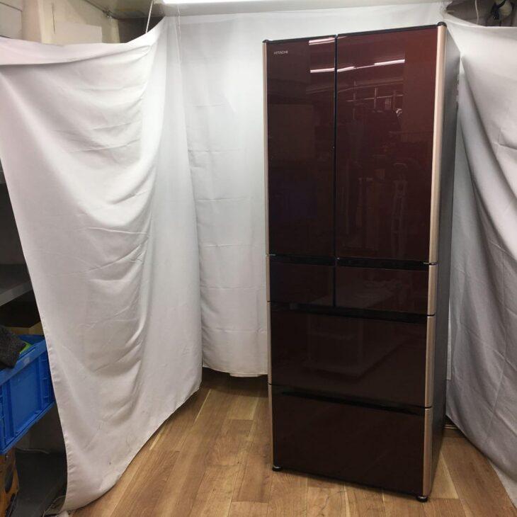 日立 冷凍冷蔵庫 R-XG5100G