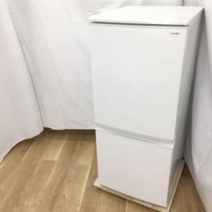 シャープ 冷凍冷蔵庫 SJ-D14D-W
