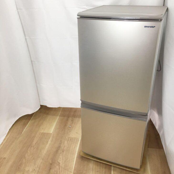 シャープ 冷凍冷蔵庫 SJ-D14FJ-N