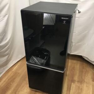 シャープ 冷凍冷蔵庫 SJ-GD14F-B