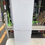 IRIS OHYAMA(アイリスオーヤマ)162L 2ドア冷凍冷蔵庫 AF162-W 2019