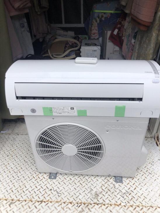 渋谷区にてエアコンの出張査定のご用命を頂きました。