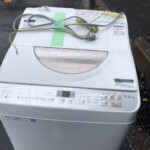 洗濯機をお売り頂き、草加市へ行ってまいりました!
