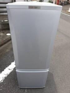 MITUBISHI(三菱) 168L 2ドア冷蔵庫 MR-P17D-S 2019