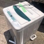 ヤマダ電機 4.5キロ 全自動洗濯機 YWM-T45A1 2018
