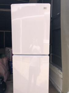 Haier(ハイアール) 148L 2ドア冷蔵庫 JR-NF148B 2020