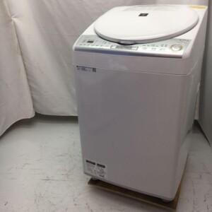 シャープ 全自動洗濯機 ES-TX8C