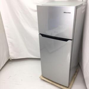 ハイセンス 冷凍冷蔵庫 HR-B12AS