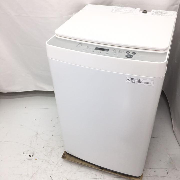ツインバード 全自動洗濯機 KWM-EC55