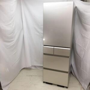 パナソニック 冷凍冷蔵庫 NR-E431GV-N