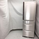 パナソニック 冷凍冷蔵庫 NR-E431V-N