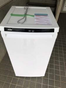 Haier(ハイアール) 102L 1ドア冷凍庫 JF-NU102B 2020