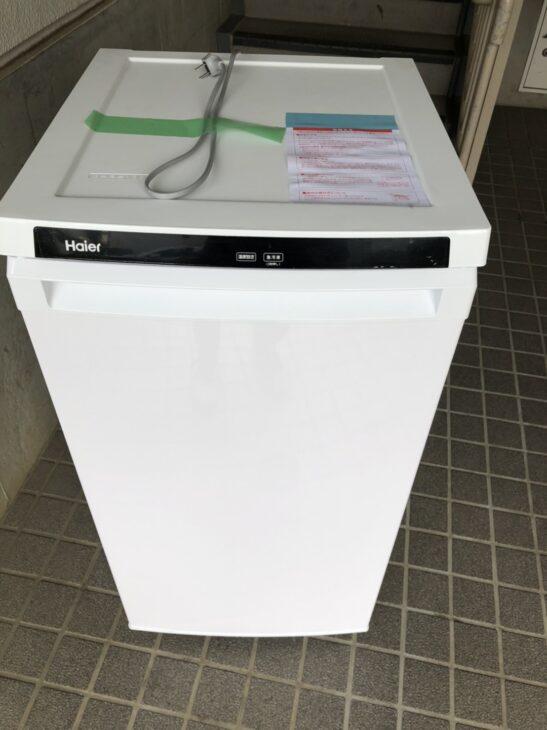 【冷凍庫】所沢市にて査定いたしました