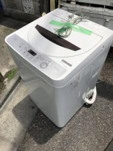 SHARP(シャープ)全自動洗濯機 ES-GE5B-T 2018