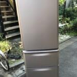 MITUBISHI(三菱)3ドア冷凍冷蔵庫 MR-C37C-P 2018