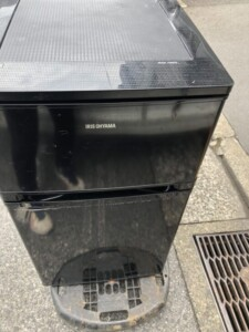 IRIS OHYAMA(アイリスオーヤマ) 81L 2ドア冷蔵庫 NRSD-8A-B 2019