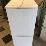 SHARP(シャープ) 137L 2ドア冷凍冷蔵庫 SJ-14Y-W 2014