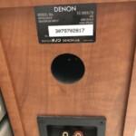 デノン CDプレイヤー UCD-F07