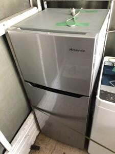 Hisense(ハイセンス)120L 2ドア冷凍冷蔵庫 HR-B12AS 2018