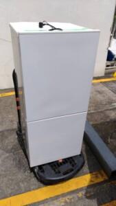 TWINBIRD(ツインバード) 110L 2ドア冷蔵庫 HR-E911 2019年製