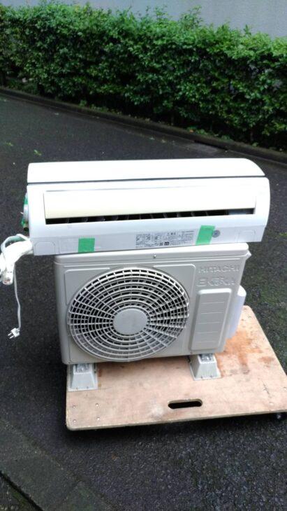 東京都千代田区にエアコンの査定でお邪魔しました!