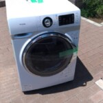 IRIS OHYAMA(アイリスオーヤマ)7.5キロ ドラム式洗濯乾燥機 HD-71-W 2018年製