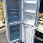 IRIS OHYAMA(アイリスオーヤマ)162L 2ドア冷蔵庫 AF162-W 2018年製