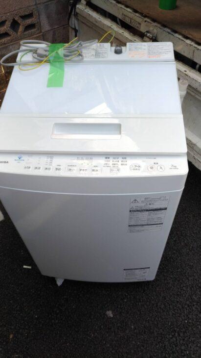 墨田区のお客様より洗濯機をお売り頂きました