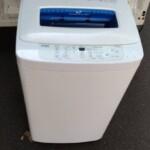 Haier(ハイアール)4.2キロ 全自動洗濯機 JW-K42M 2019年製