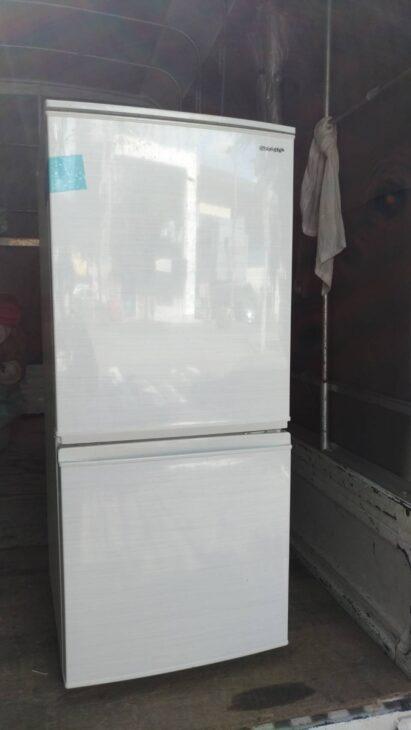 冷蔵庫と洗濯機の2点 出張査定にお伺いしました!