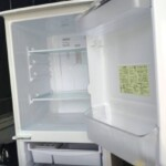 SHARP(シャープ)137L  2ドア冷蔵庫 SJ-D14F 2020年製
