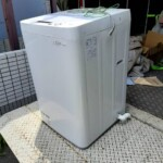 SHARP(シャープ)5.5キロ 全自動洗濯機 ES-GE5A-V 2017年製