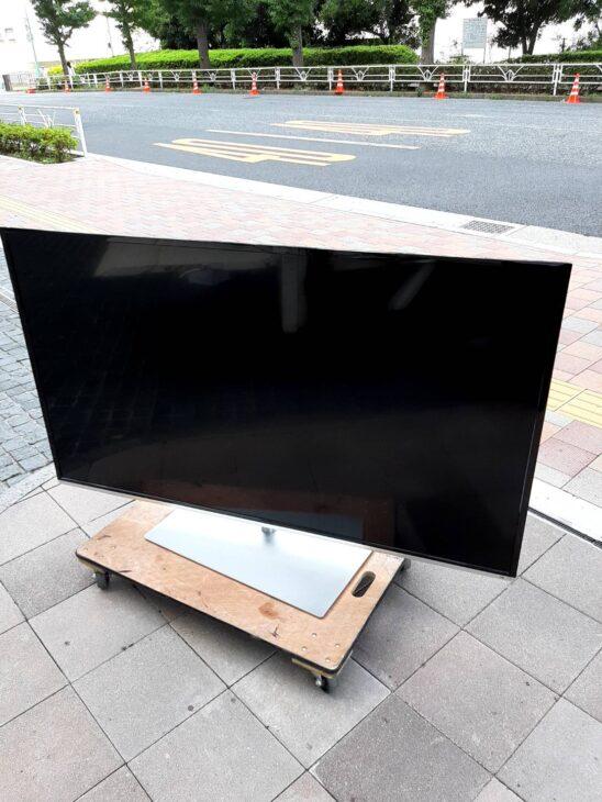 テレビ2台とダイソン製品の出張依頼で、お売り頂きました!