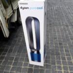 ダイソン 空気清浄機能付 タワーファン dyson Pure Cool Link TP03IB アイアン/ブルー