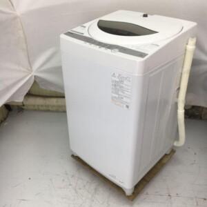 東芝 全自動洗濯機 AW-5G9