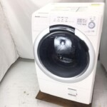 シャープ ドラム式洗濯乾燥機 ES-S7A-WL