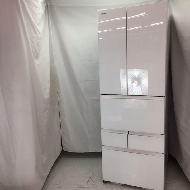 東芝 冷凍冷蔵庫 GR-K460FD