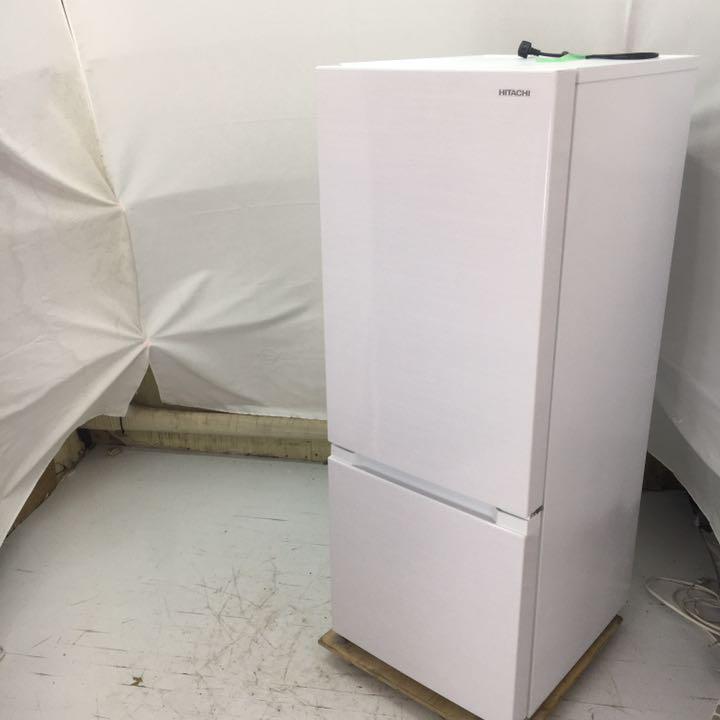 日立 冷凍冷蔵庫 RL-154JA
