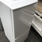 シャープ 137L 2ドア冷凍冷蔵庫 SJ-D14E-W 2019