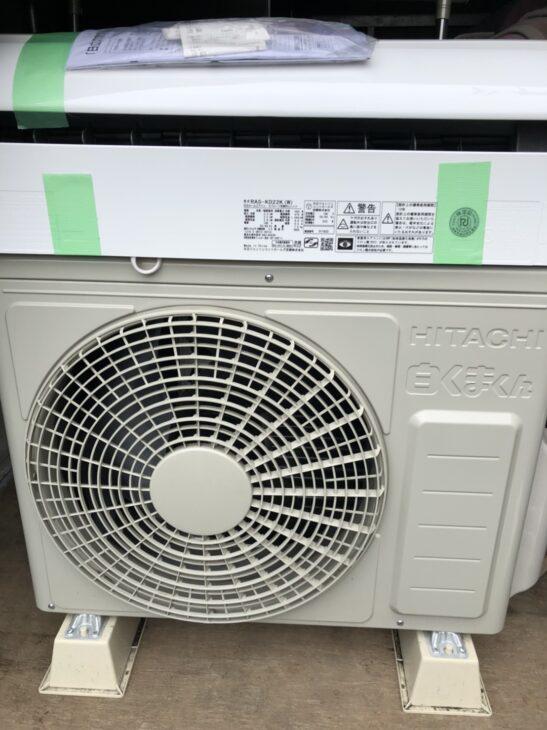 【葛飾区】エアコンと空気清浄機を出張にて査定しました