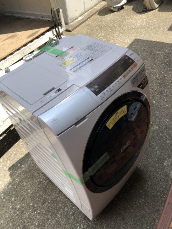 (板橋区)ドラム式洗濯乾燥機を出張で査定しました