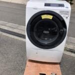ドラム式洗濯乾燥機の出張査定に行ってきました。