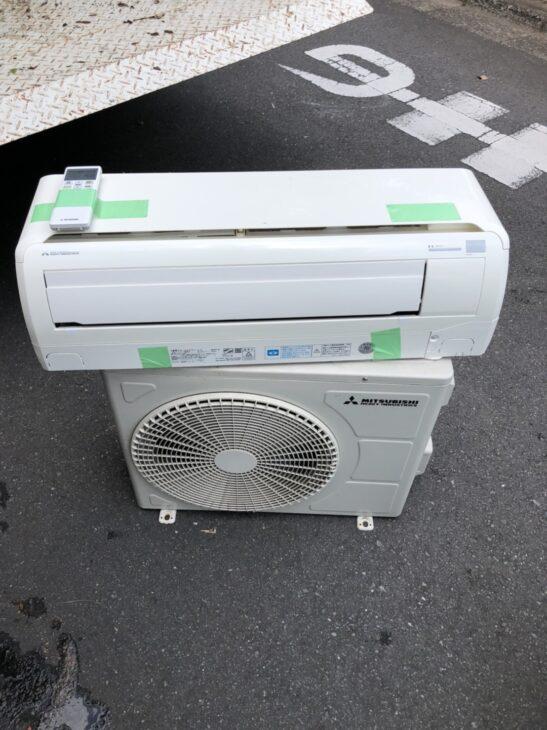 エアコンと洗濯機の査定の為、八王子市へ行ってきました。